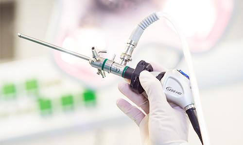 cirugía endoscópica y laparoscópica urológica