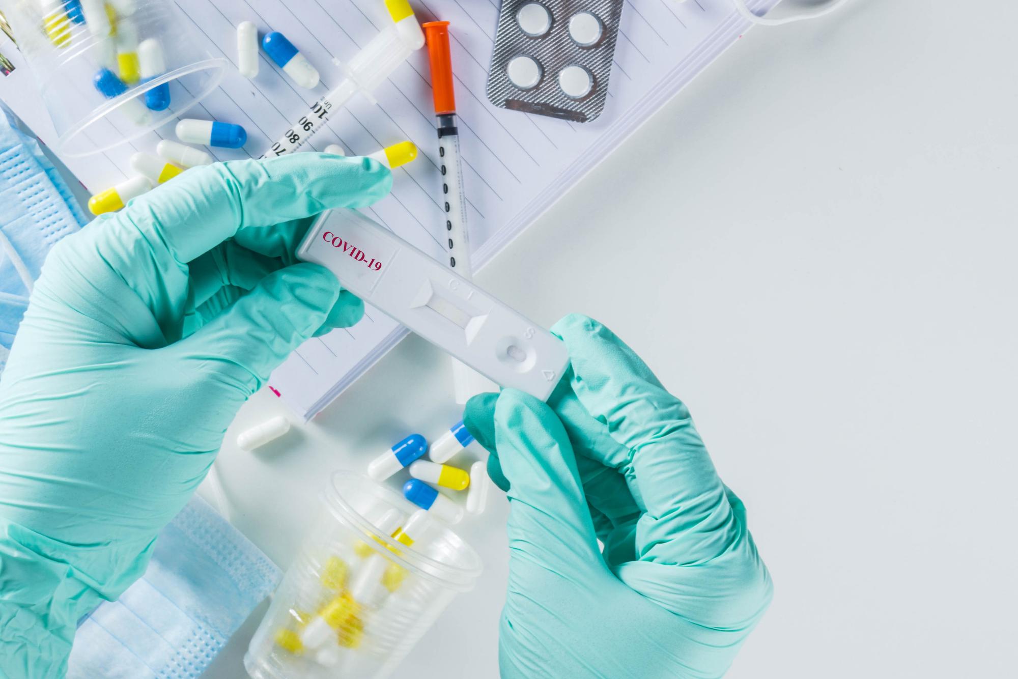 Test antígeno rápido